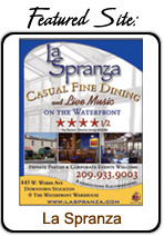Featured Site:  La Spiaggia Casual Fine Dining Restaurant & Live Jazz Venue